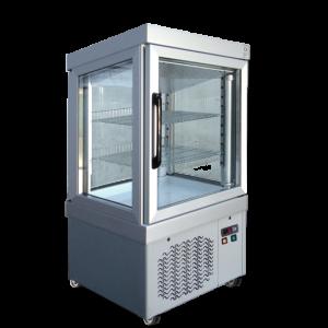 Gebaksvitrine Tekna, 0044 PV, 4 glazen zijden