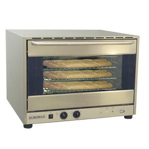 Heteluchtoven Euromax, 10905BLG, met grill, GN 1/1, EN 600 x 400 mm, valdeur