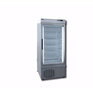 Display vrieskast Tekna, 5100 NFN, 1 glazen zijde