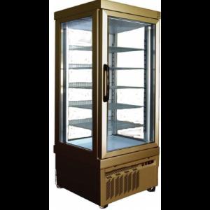 Display vrieskast Tekna, 5400 NFN, 4 glazen zijden