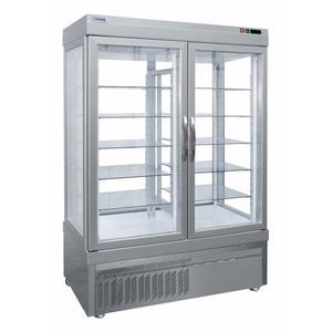 Display vrieskast Tekna, 7400 NFN, 4 glazen zijden