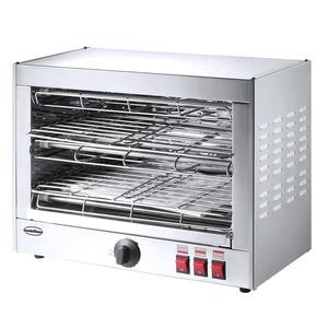 Salamander toaster, Combisteel, 2 niveaus