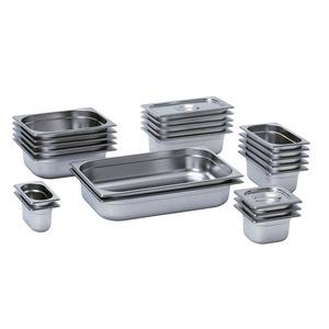 GN pan Combisteel GN 1/6 - 100 mm