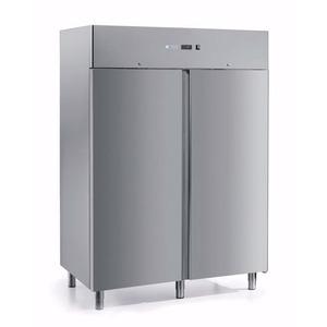 Vrieskast Afinox, Frosty 1400 BT, RVS, dynamische koeling, GN 2/1