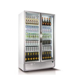 Glasdeur koelkast Husky C10PRO
