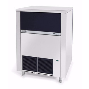IJsblokjesmachine Brema, CB 1565 HC, 155 kilo/dag, waterkoeling