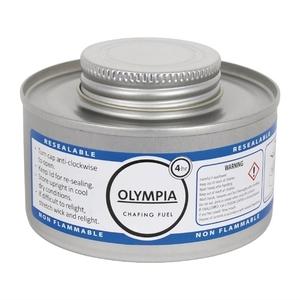 Vloeibare brandstof, Olympia, 12 x 4u