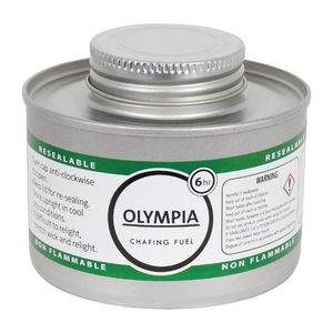 Vloeibare brandstof, Olympia, 12 x 6u