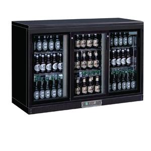 Barkoeling, Polar, 3 schuifdeuren, 273 flessen