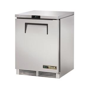 Koelkast, tafelmodel, True TUC-24-HC, 147 liter, RVS