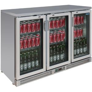 Barkoeling, Polar, 3 deuren, 273 flessen