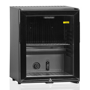 Minibar NordCap, TM 32-G, geruisloze absorptietechnologie, glasdeur