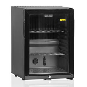 Minibar NordCap, TM 42-G, geruisloze absorptietechnologie, glasdeur