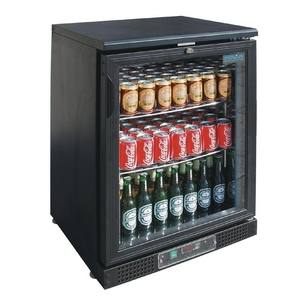 Bardisplay, Polar, glasdeur, 104 flessen