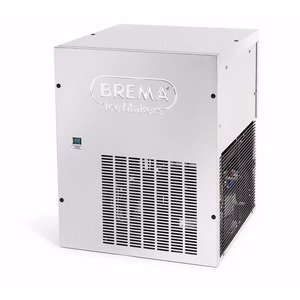 Schilferijsmachine Brema, G 510 HC, 400 kilo/dag, luchtgekoeld
