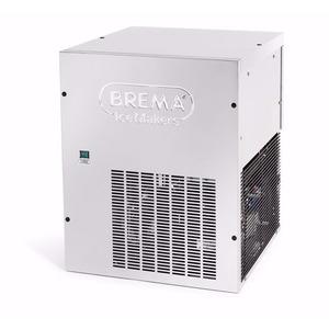 Schilferijsmachine Brema, G 510 HC, 400 kilo/dag, waterkoeling