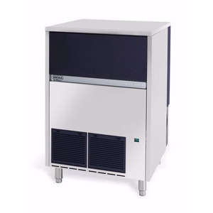 Schilferijsmachine Brema, GB 1555 HC, 153 kilo/dag, waterkoeling