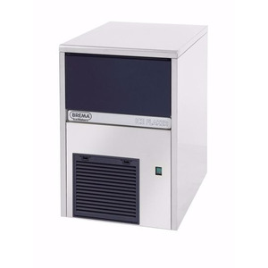 Schilferijsmachine Brema, GB 601 HC, 67 kilo/dag, luchtgekoeld