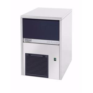 Schilferijsmachine Brema, GB 601 HC, 67 kilo/dag, waterkoeling