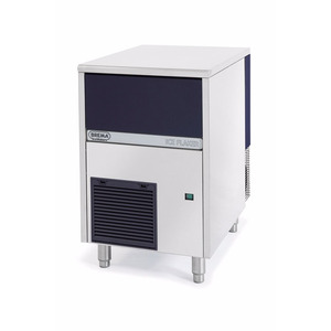 Schilferijsmachine Brema, GB 902 HC, 105 kilo/dag, luchtgekoeld