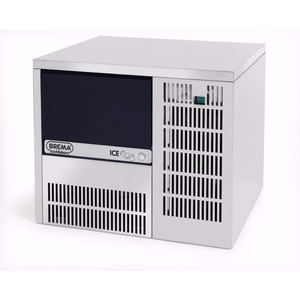 IJsblokjesmachine Brema, IC 24, 26 kilo/dag, luchtgekoeld