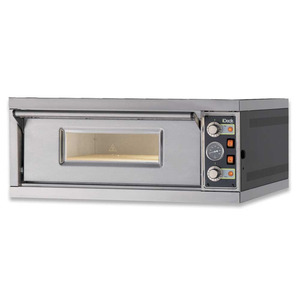 Pizzaoven Moretti, iDeck, PM 60.60, enkele oven, pizza's Ø 30 cm