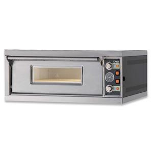 Pizzaoven Moretti, iDeck, PM 72.72, enkele oven, pizza's Ø 35 cm