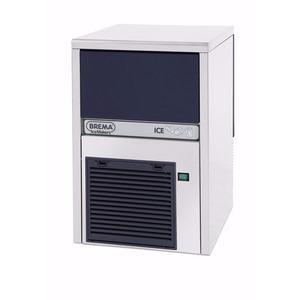 IJsblokjesmachine Brema, IMF 26 HC, 22 kilo/dag, vingerhoedvormige ijsblokjes, luchtgekoeld
