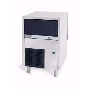 IJsblokjesmachine Brema, IMF 35 HC, 40 kilo/dag, vingerhoedvormige ijsblokjes, luchtgekoeld