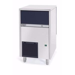 IJsblokjesmachine Brema, IMF 58 HC, 46 kilo/dag, vingerhoedvormige ijsblokjes, waterkoeling