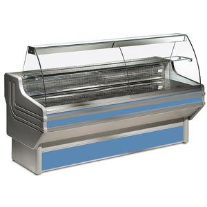 Koeltoonbank NordCap, J 250 ST, statische koeling, onderbouwkoeling, Cool-line