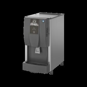 IJsblokjes en waterdispenser, Hoshizaki, DCM-60KE-P(EU), luchtgekoeld, 60 kilo/24u