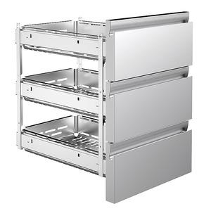 Lade 3 x 1/3, voor koelwerkbank Nordcap CL 700 en CRIO