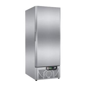 Voorraadvrieskast Nordcap, LF 620 Inox Eco Power, statische koeling, GN 2/1, Cool-Line