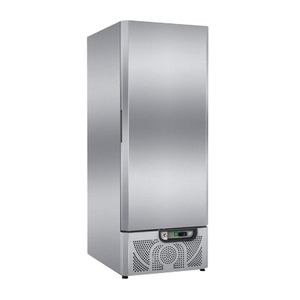 Voorraadvrieskast Nordcap, LF 620-U Inox Eco Power, circulatiekoeling, GN 2/1, Cool-Line