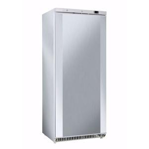 Vrieskast Jumbo, Maxi Jumbo 600 RVS, statische koeling