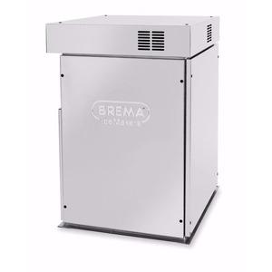 Scherfijsmachine Brema, Muster 2000 Split, 2200 kilo/dag, luchtgekoeld