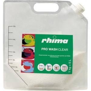 Pro Wash Clear, vaatwasmiddel Rhima voor glazenspoelmachine