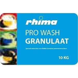 Pro Wash Granulaat, vaatwasmiddel Rhima voor pannenwasmachine