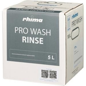 Pro Wash Rinse, naspoelmiddel Rhima, 5 liter