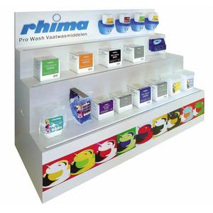 Pro Wash Dual, vaatwasmiddel Rhima voor voorlader