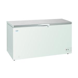 Diepvrieskist Scancool, SB551SS, statische koeling, RVS-deksel