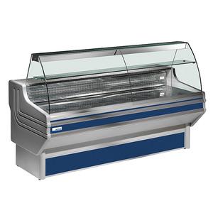 Koeltoonbank NordCap, J 100 ST, statische koeling, onderbouwkoeling, Cool-line