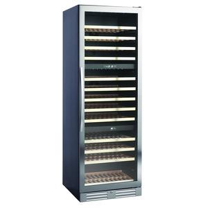Wijnklimaatkast Scancool, SV133, dynamische koeling, 3 temperatuurzones