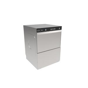 Vaatwasser voorlader Combisteel ENT VLС-400 incl. afvoerpomp en zeepdoseerpomp , 400 Volt
