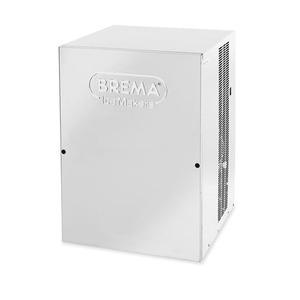 IJsblokjesmachine Brema, VM 350, 140 kilo/dag, pyramidevormige ijsblokjes, luchtgekoeld