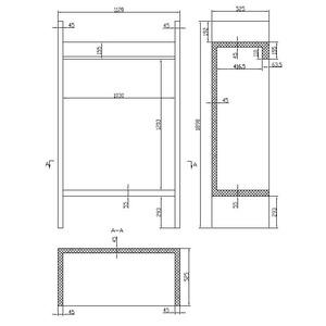 Koelkast Combisteel BEZ-750 GD, 2 glazen deuren