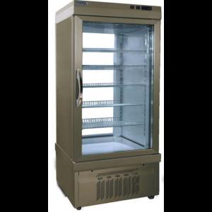 Display vrieskast Tekna, 9200 NFN, 2 glazen zijden