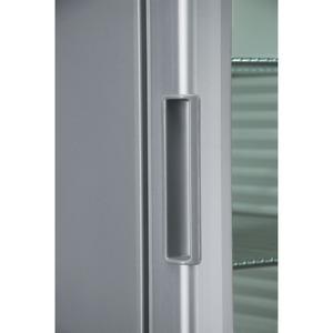 Barkoeler Liebherr, BCDv 1003, glazen deur, reclamedisplay