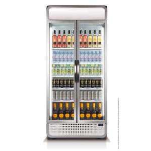 Glasdeur koelkast Husky C8PRO + Canopy